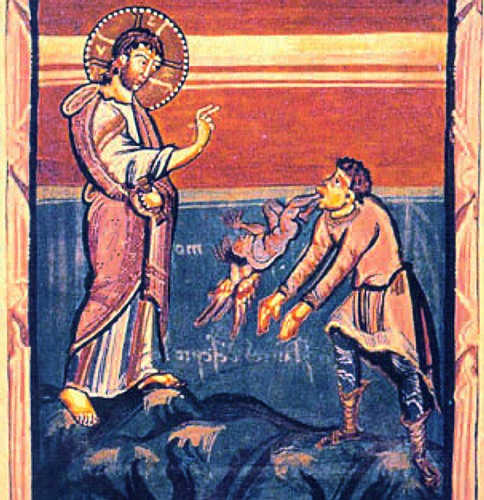 Lent: Jesus and the Demon of Status Quo